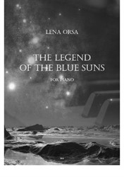 The Legend of the Blue Suns from 'Andromeda'